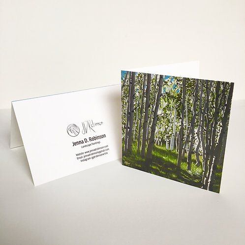 Greeting Cards - Blank