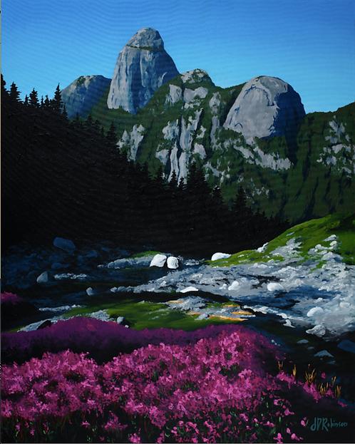 """Paradise Gully"" Original Painting"