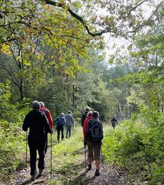 Belle randonnée à Traveron, sur 14,6 km