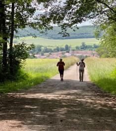 15,5 km aux 4 Bans, jusqu'à Uruffe