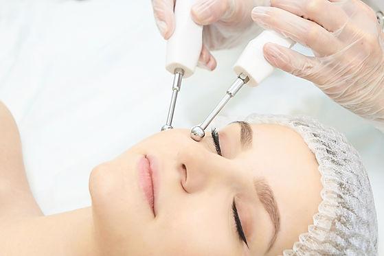Cosmetology light equipment. Anti age an