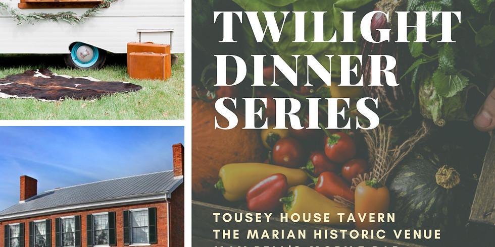SEPTEMBER: Farmer's Twilight Dinner Series