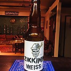 Zikkim Weiss Beer ズックムワイスビア