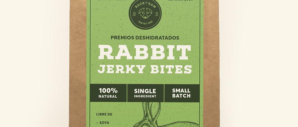 Rabbit Jerky Bites