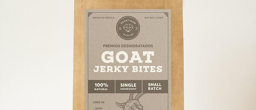 Goat Jerky Bites