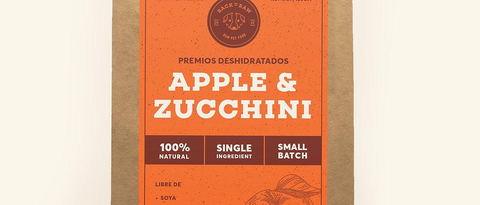 Apple & Zucchini Chips