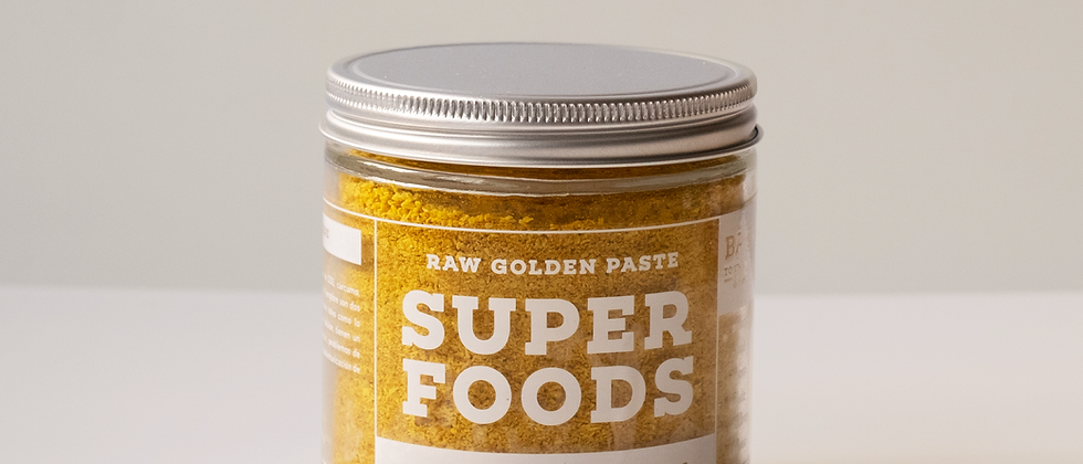 Raw Golden Paste