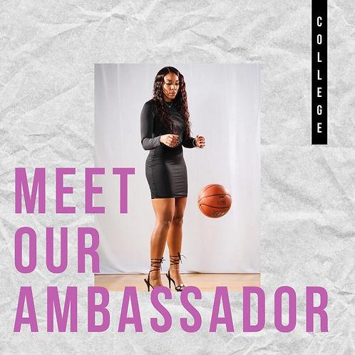 Nailah Delinois- Collegiate Brand Ambass