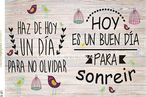 FRASES 2 LE 20