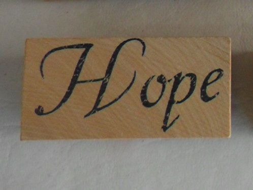 SELLO HOPE 4,7 CM X 2,3CM