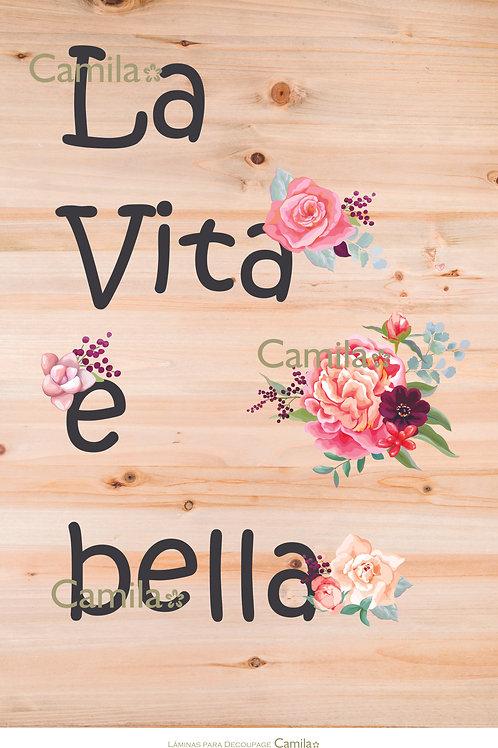 La Vitta e Bella A4 D233