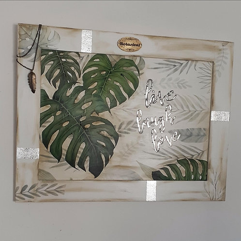 Kit Cuadro Botanical