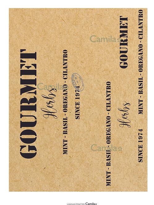 Gourmet CF107