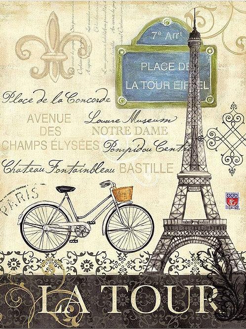 LA TOUR A4 cod S043