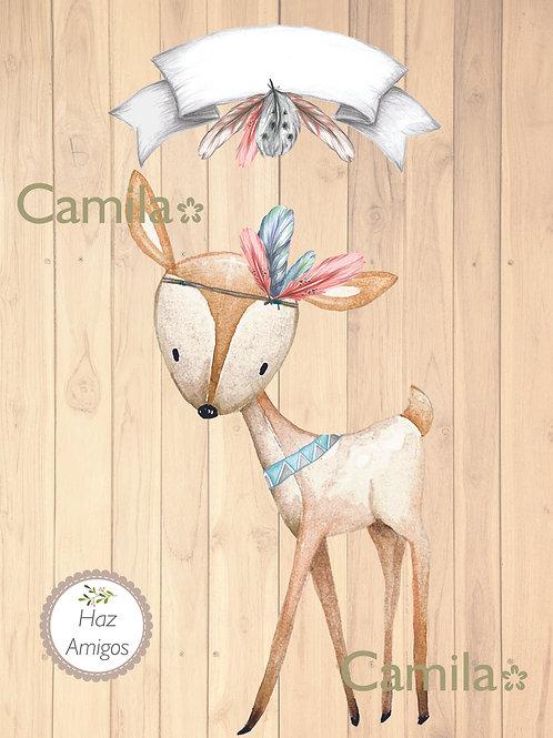 Animalitos del Bosque S03