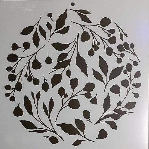 Stencil Camila By Milartes Ca35