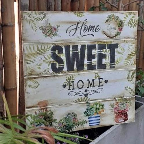 Kit Tablón Sweet Home