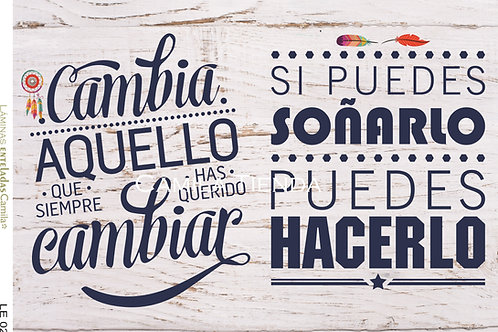 FRASES 1 LE 21