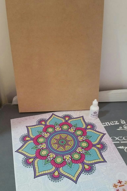Kit Bastidor Mandala