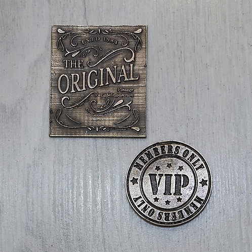 Chapas Original/Vip X 2