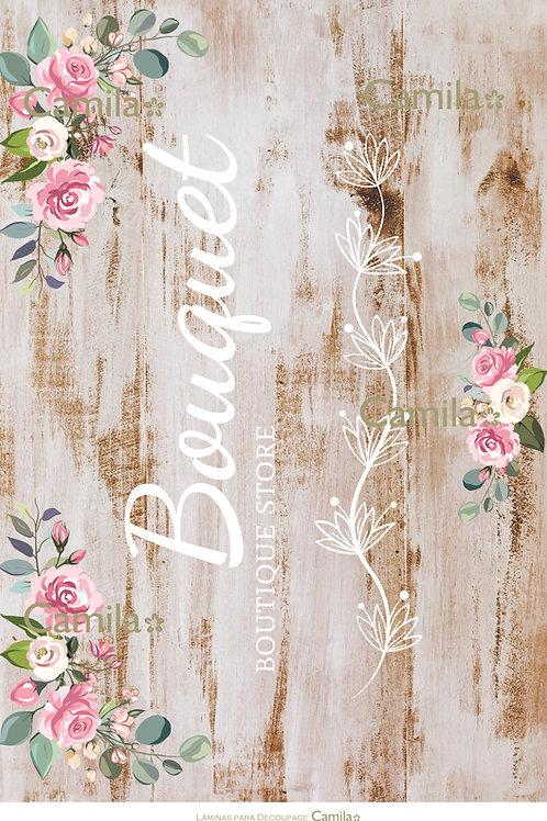 Bouquet A4 D247