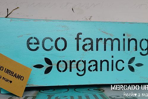 CAJÓN Eco Farming Sky