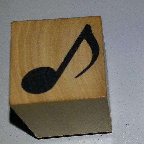 SELLO NOTA MUSICAL 2,3 CM X 2,3CM