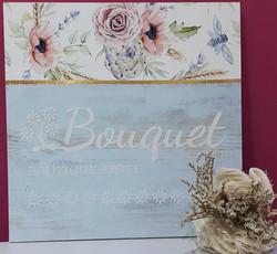 Cuadro Bouquet