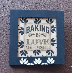 Cuadro Baking