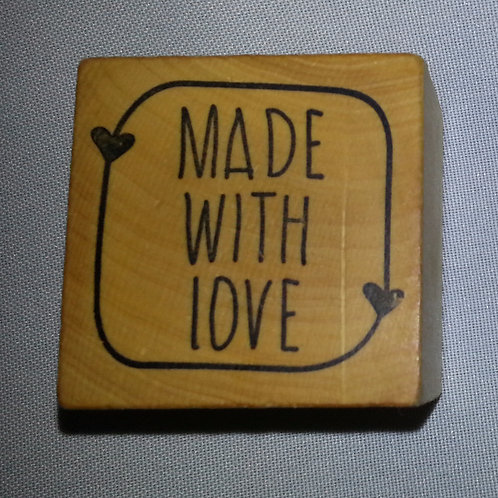 SELLO MADE WITH LOVE 4,7CM X 4,7CM