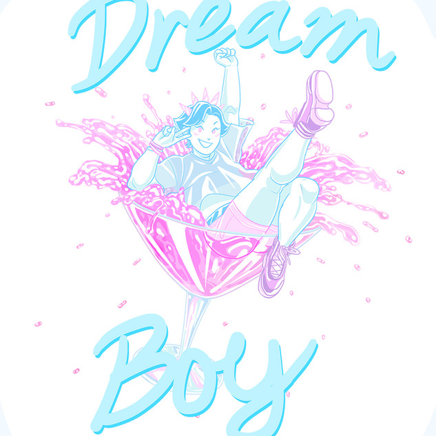 Toast for DreamBoy