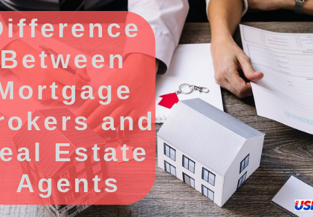 What is the Difference Between Mortgage Brokers and Real Estate Agents ?