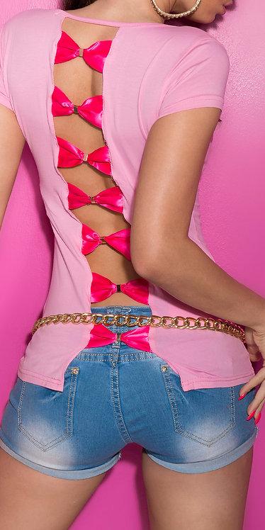Sexy Koucla backfree top with loops