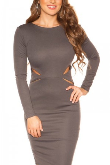Sexy Koucla dress with cut outs