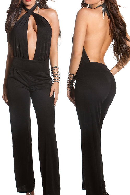 """Sexy HOT KouCla """"Party-Night"""" jumpsuit to tie"""