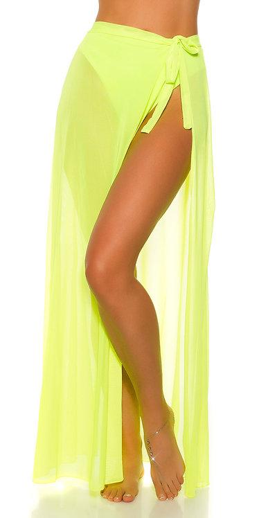 Sexy Koucla beach tulle wrap around skirt