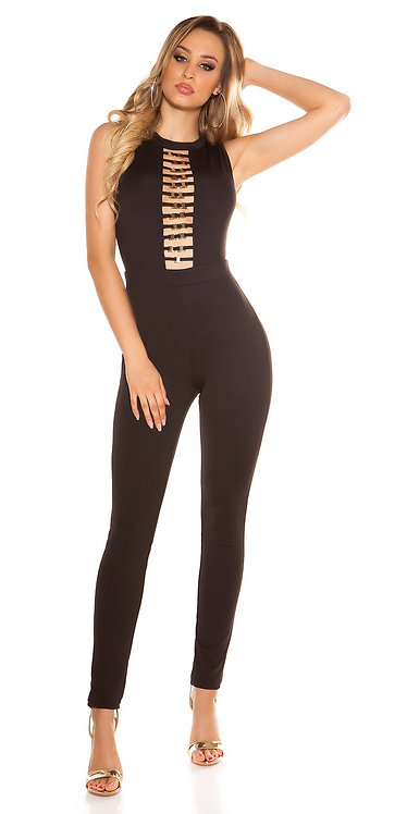 Sexy KouCla Jumpsuit With Wow Decollete