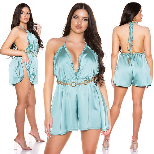 Sexy summer jumpsuit backless