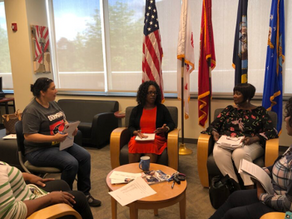An Army Veteran's Tells About Her Fresh Start