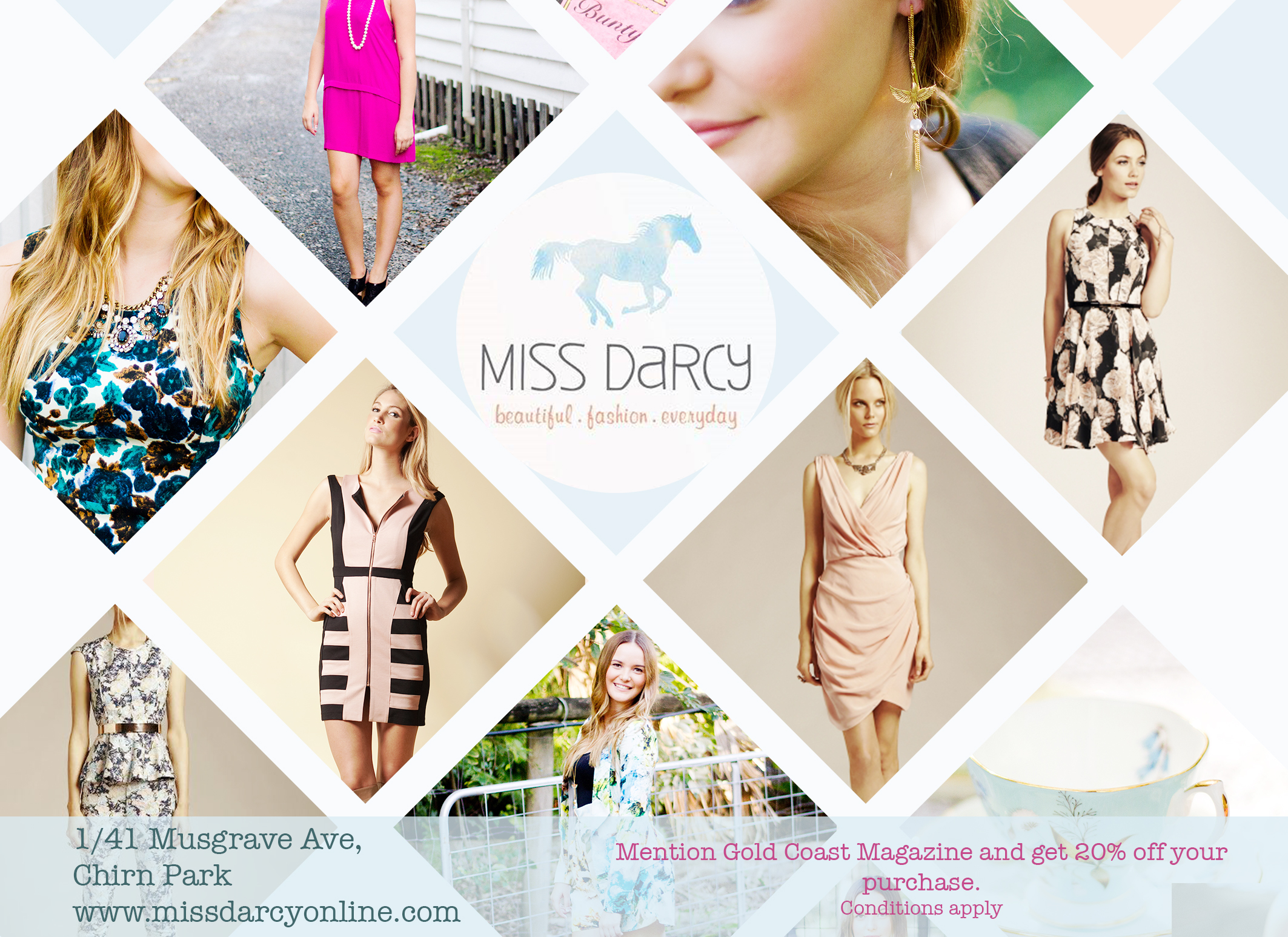 Miss Darcy Boutique