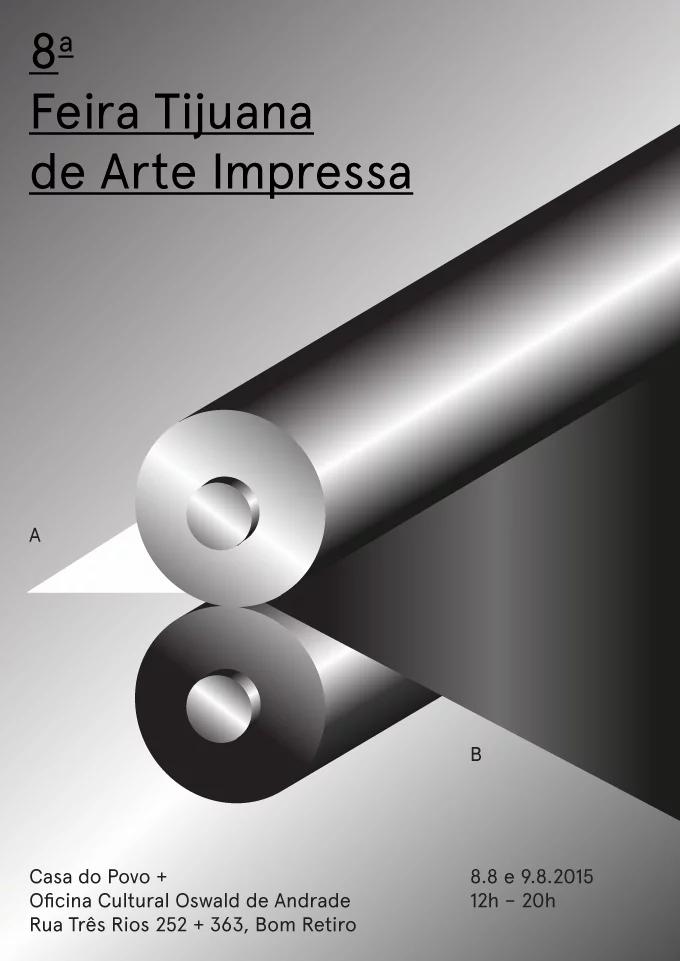 8ª Feira Tijuana de Arte Impressa