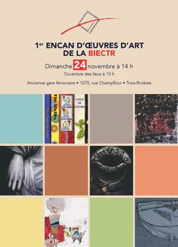 1 Encan D'Ceuvres D'Art De La Biectr