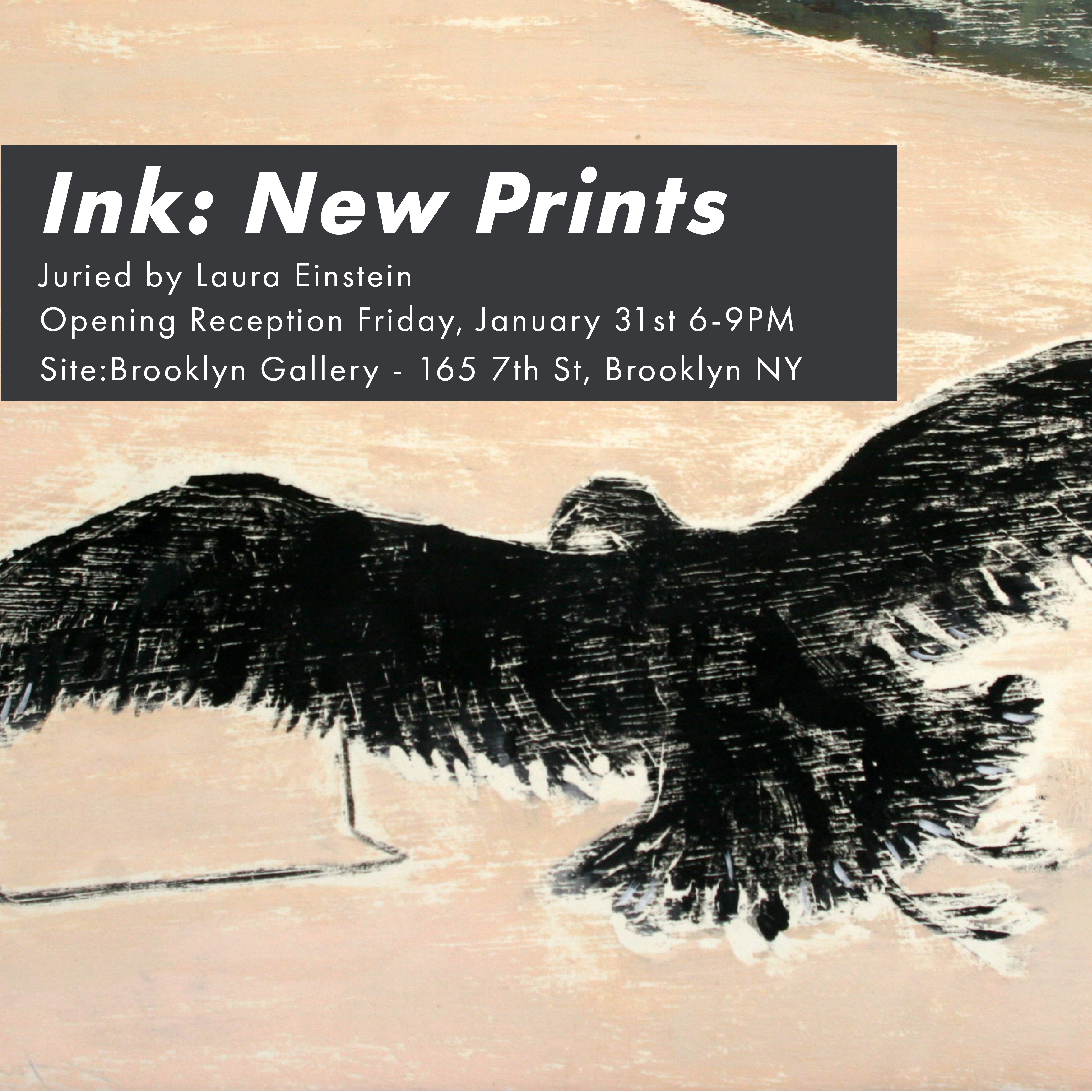 Ink: New Prints