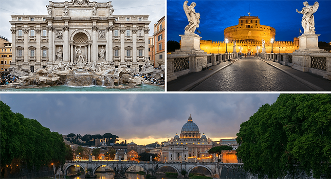 VISIT ROME IN STYLE AT REDUCED PRICES WITH ROCS T TRAVEL