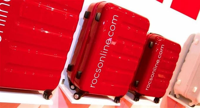 FREE ROCS TRAVELLER LUGGAGE FOR ALL BOOKING AT AMITEX