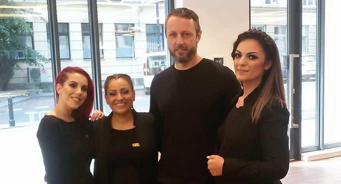INGLOT MASTERCLASS BY THE TALENTED JOHN HENNESSEY IN POLAND