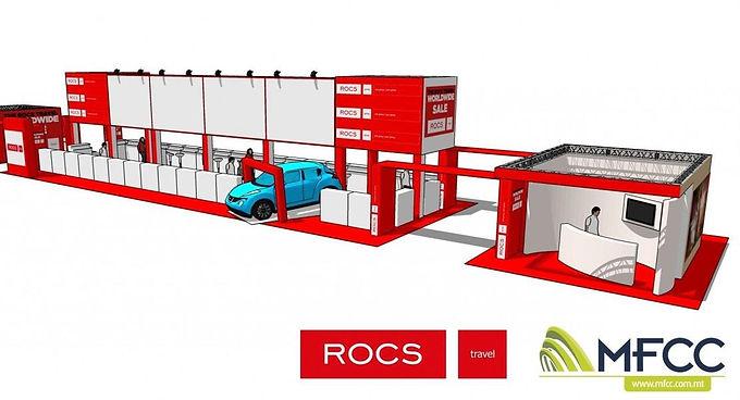 THE ROCS HOLIDAY SHOW AT AMITEX 2015