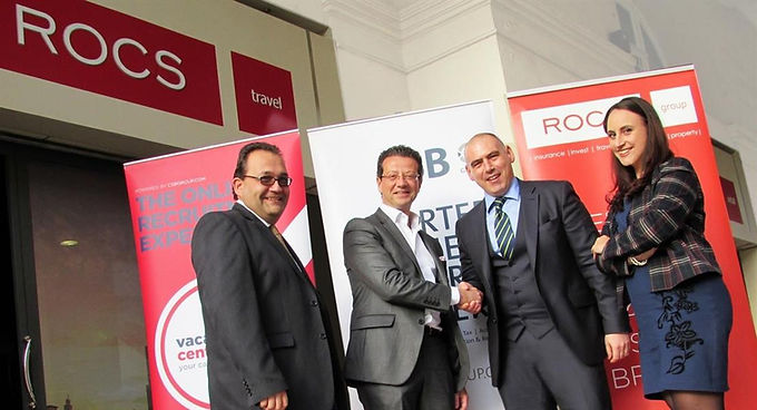 ROCS GROUP APPOINTS CSB GROUP AS EXCLUSIVE RECRUITMENT PARTNER