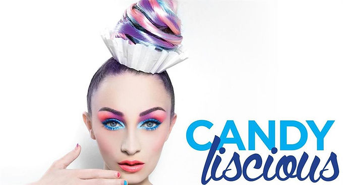 INGLOT GOES CANDYLICIOUS