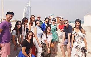 Familiarisation Visit - Dubai 2018
